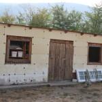 Das Lager (muss noch isoliert werden)