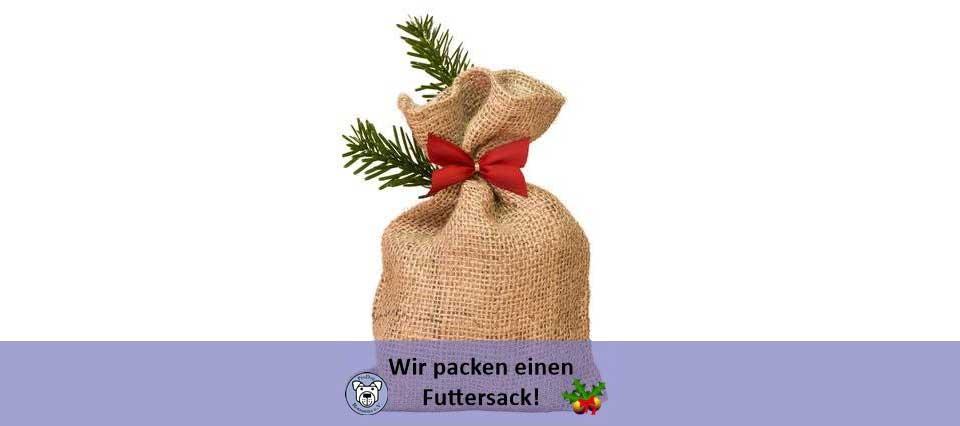 1. Adventsaktion – Wir packen einen großen Futtersack!