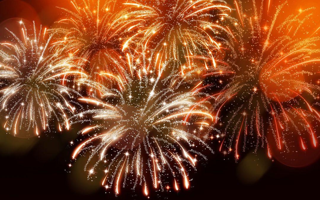 Ein Feuerwerk für unsere Hunde!