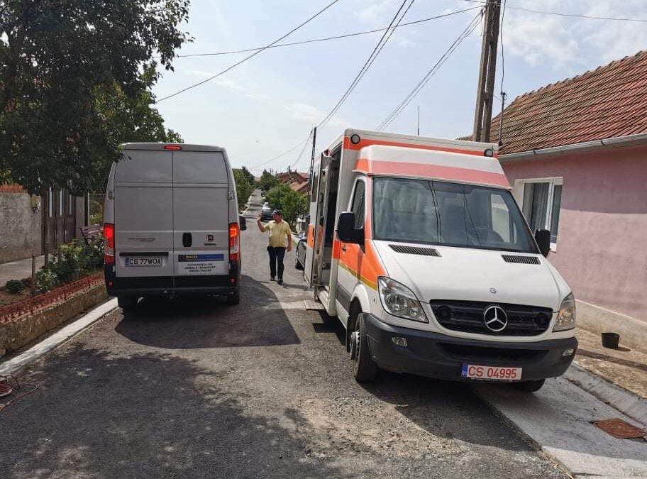 Zweiter Einsatz des Kastramobils in Svinita ✔️